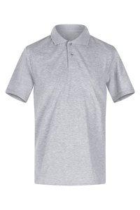 Koszulka męska szara polo