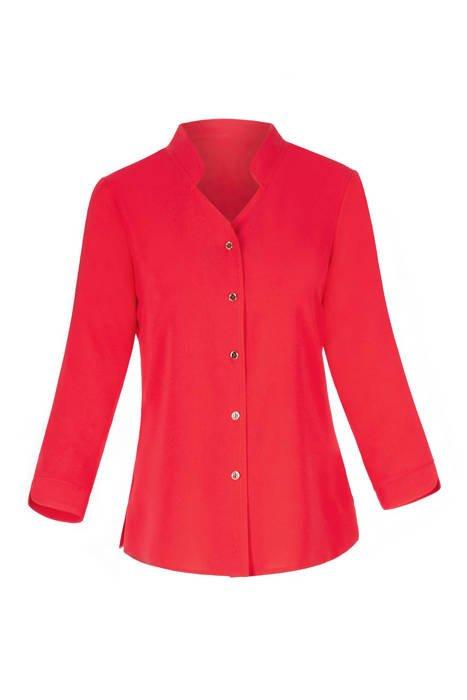 Elegancka bluzka Madora czerwona