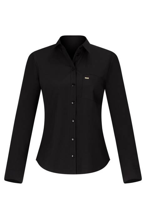 Koszula damska 4234 czarna