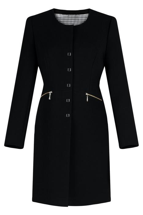 Płaszcz Dagon 1998 czarny