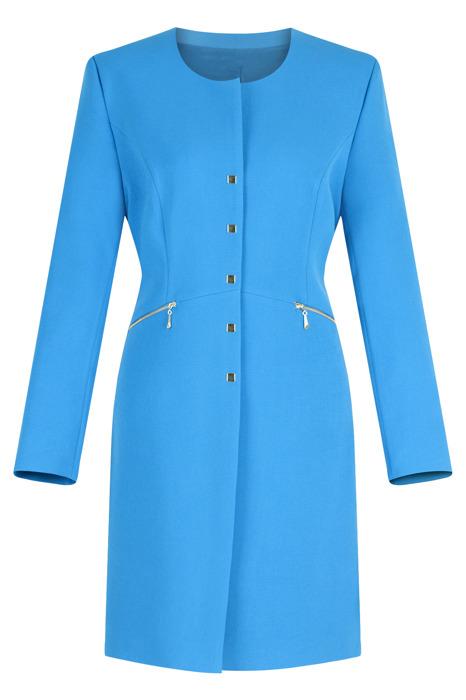 Płaszcz Dagon 1998 niebieski