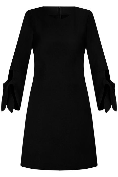 Sukienka Kama II czarna trapez